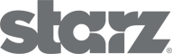 Starz grey logo 60h