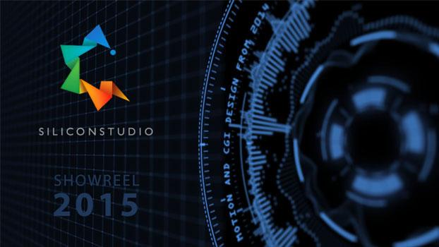SiliconStudio 2015 Showreel