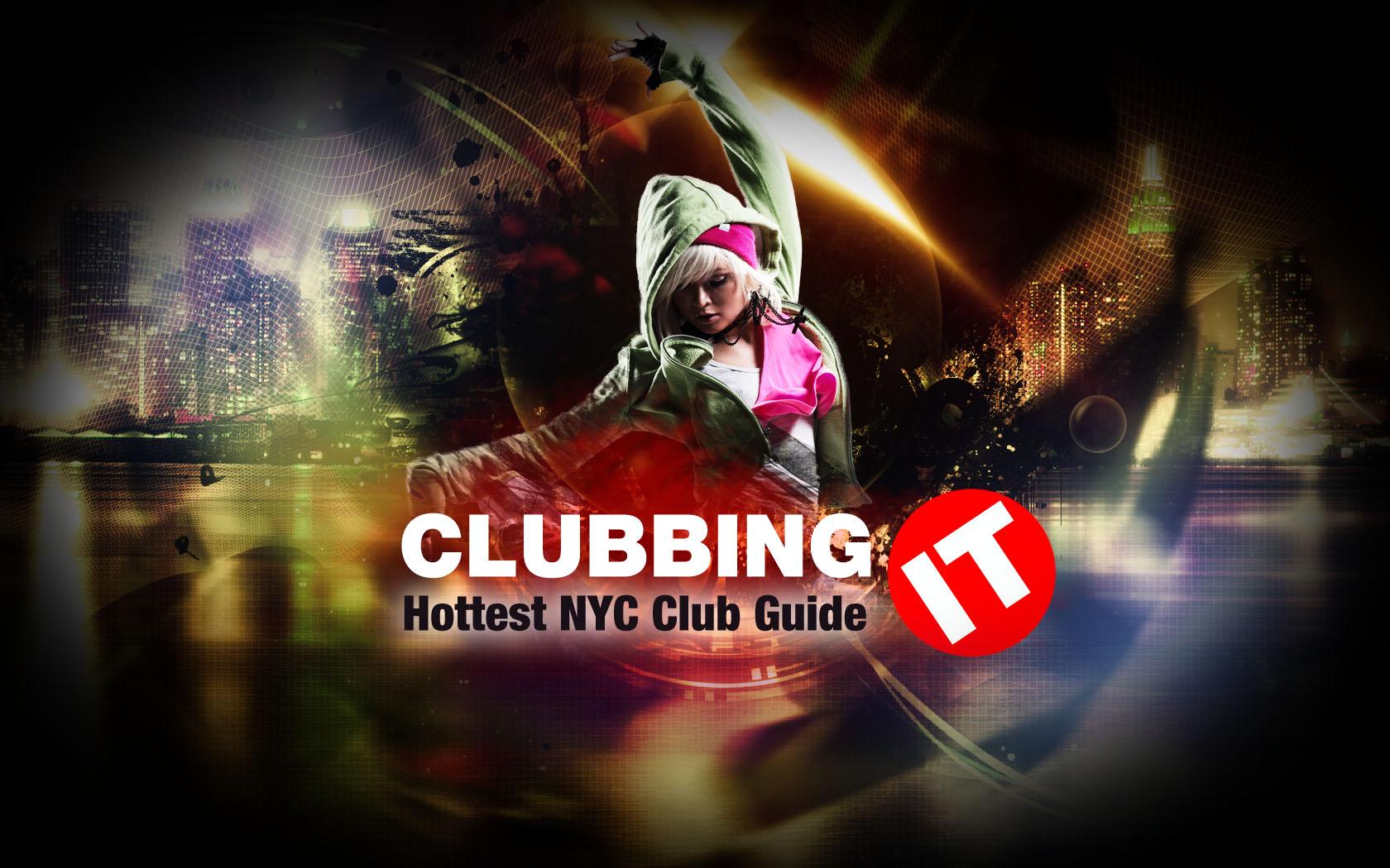 Clubbing IT TV series trailer post production