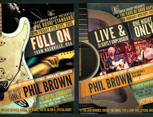 Phil Brown Musician