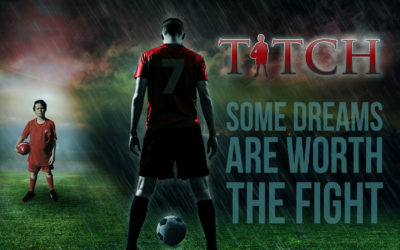 Titch The Movie Poster art
