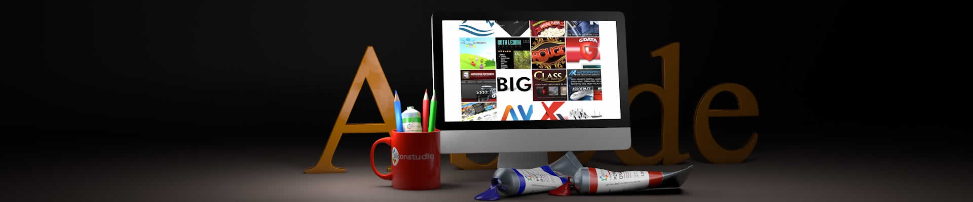 SiliconStudio for Graphic Design